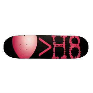 LOVE > H8 SKATEBOARD