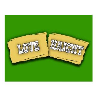 Love Haight Postcard