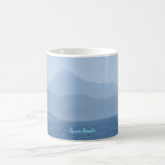 love haiti coffee mug