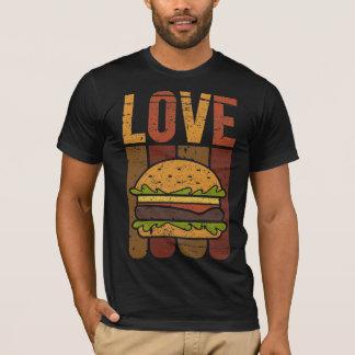 Love Hamburger T-Shirt