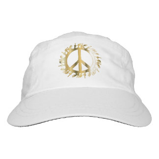 LOVE HANDS PEACE SIGN HEADSWEATS HAT