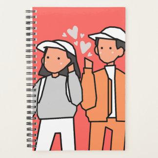 Love (Happy Valentine's Day) Planner