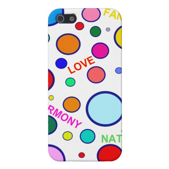Love - Harmony - Nature - Fantasy Cover For iPhone SE/5/5s