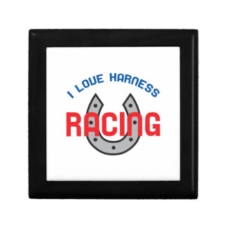 LOVE HARNESS RACING JEWELRY BOXES