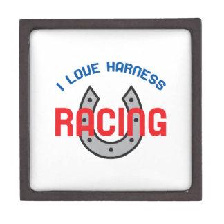 LOVE HARNESS RACING PREMIUM TRINKET BOXES