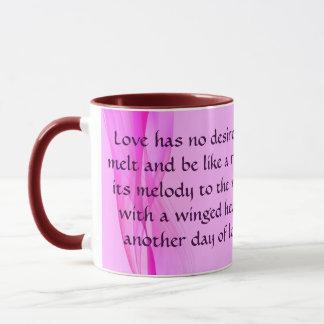 Love has mug