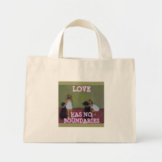 LOVE HAS NO BOUNDARIES - BAG