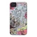 Love & Hate Case-Mate iPhone 4 Carcasas