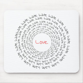 Love/Hate Mousepads