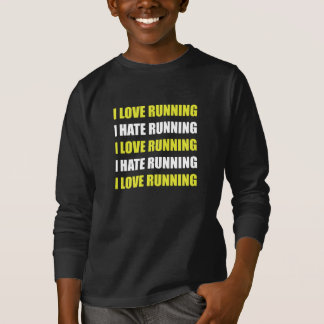 Love Hate Running T-Shirt
