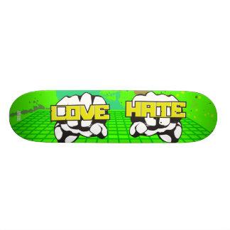 Love Hate Skateboard