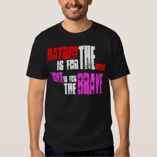 Love & Hate Tee Shirt