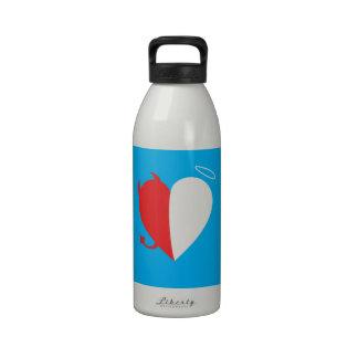 Love / Hate Reusable Water Bottles