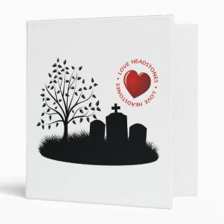 Love Headstones Binder