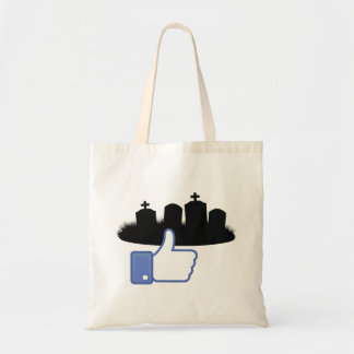 Love Headstones Tote Bag