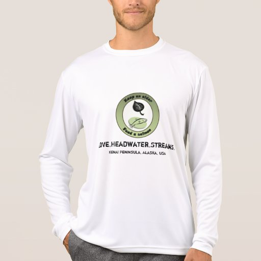 Love.Headwater.Streams. T Shirts