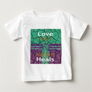 Love Heals Baby T-Shirt