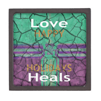 Love Heals Jewelry Box