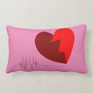 Love heals lumbar pillow
