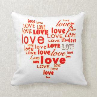 Love Heart American MoJo Pillows