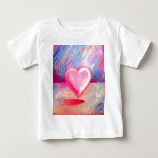 Love Heart Baby T-Shirt
