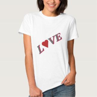 Love Heart by Celeste Sheffey Tee Shirt