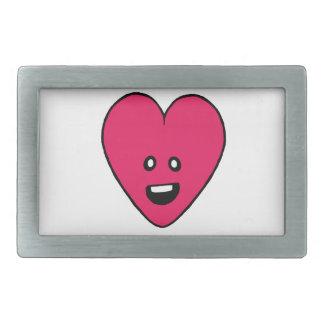Love Heart cute health indicator design Belt Buckle