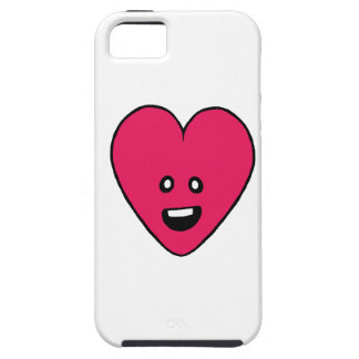 Love Heart cute health indicator design iPhone 5 Case
