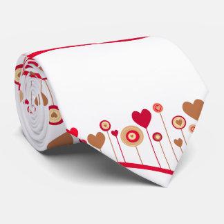 Love Heart Cute Pattern Sweetheart Tie