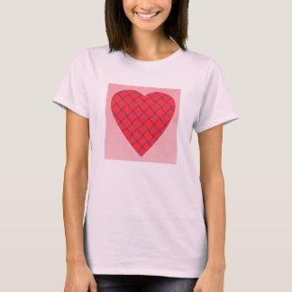 Love Heart Design T-Shirt