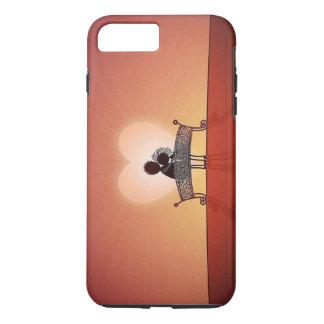 Love heart iPhone 7 case