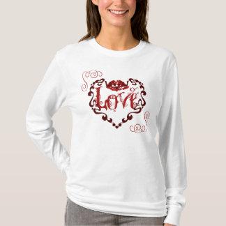 Love Heart Kiss Top