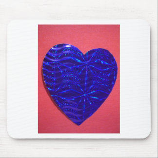 Love Heart Mouse Pad