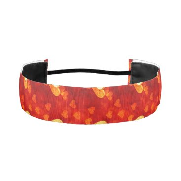 Love Heart Shape Athletic Headband
