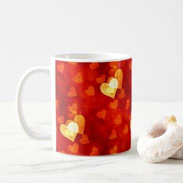 Love Heart Shape Coffee Mug