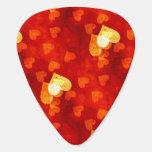 Love Heart Shape Guitar Pick