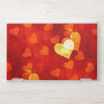 Love Heart Shape HP Laptop Skin