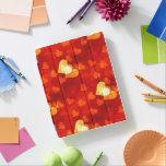 Love Heart Shape iPad Smart Cover