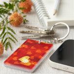 Love Heart Shape Keychain