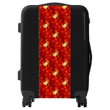 Love Heart Shape Luggage