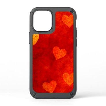 Love Heart Shape Speck iPhone 12 Mini Case