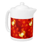 Love Heart Shape Teapot