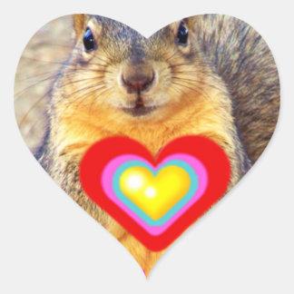 Love_ Heart Sticker
