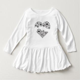 Love Heart - White dress