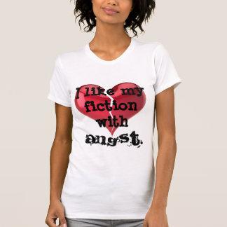 Love heartbreaking fics - let'em know! t shirt
