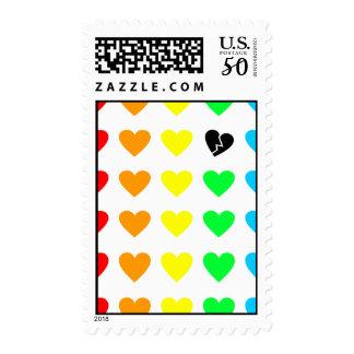 love heartcast postage