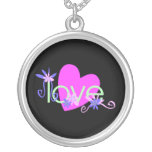 Love, Hearts and Valentines Necklace