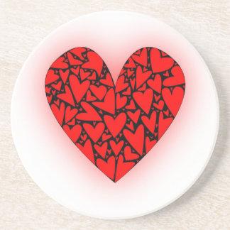 Love Hearts Coaster