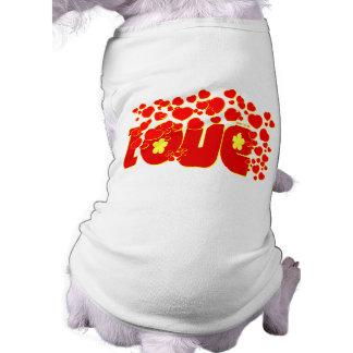 Love Hearts - John 13:34 Dog Clothing