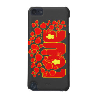 Love Hearts - John 13:34 iPod Touch 5G Case